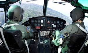 Πτώση ελικοπτέρου: Καρέ καρέ η πτήση και η συντριβή του Χιούι (vid)