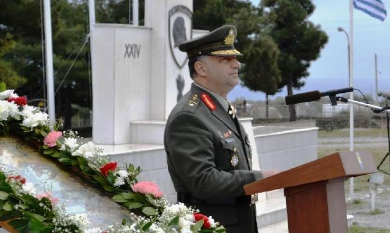 Πτώση ελικοπτέρου: Η μαντινάδα για τον στρατηγό που ράγισε καρδιές