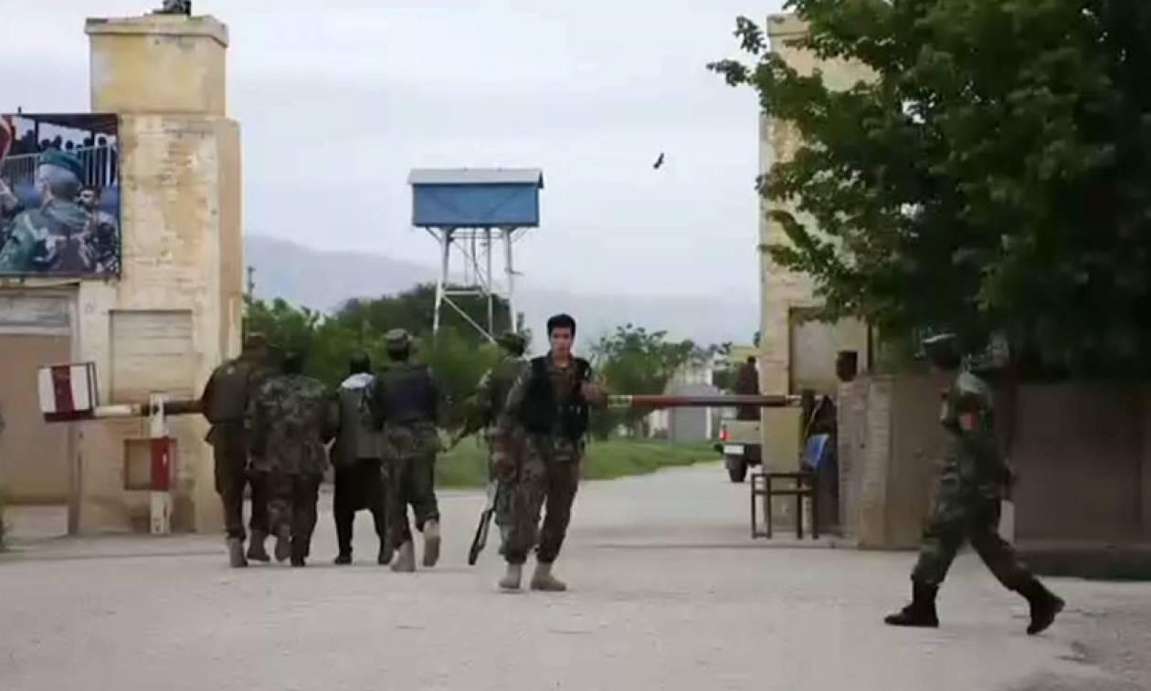 Αφγανιστάν: Δεκάδες στρατιώτες νεκροί σε επίθεση των Ταλιμπάν