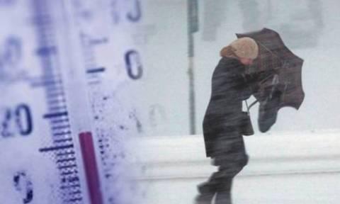 Κύπρος: Πέφτει δέκα βαθμούς η θερμοκρασία