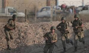 Νεκροί 13 Κούρδοι αντάρτες σε μάχες με το στρατό του Ερντογάν στην Τουρκία