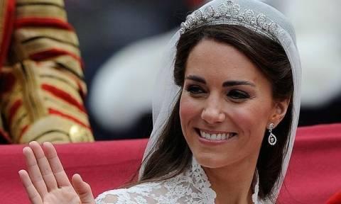Kate Middleton : Αυτό ήταν το άρωμα που φορούσε την ημέρα του γάμου της