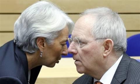 Χάσμα αγεφύρωτο μεταξύ ΔΝΤ - Γερμανίας για το ελληνικό πρόγραμμα