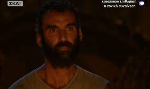 Survivor: Ποιος είπε: «Τον πήρε η μπάλα τον Χούτο γιατί έκανε παρέα με τον Χανταμπάκη»