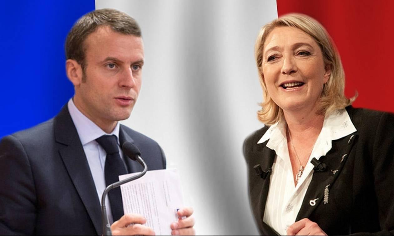 Αποτελέσματα εκλογές Γαλλία: Ανατροπή! Πρώτη η Λεπέν - Σε απόσταση αναπνοής ο Μακρόν