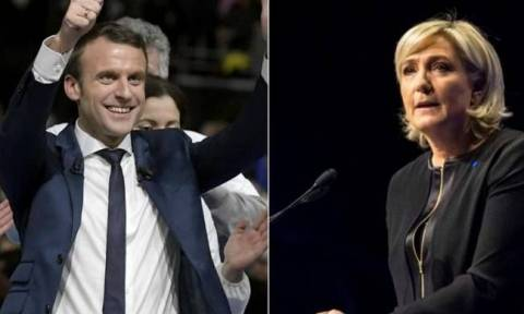 Εκλογές Γαλλία 2017: Τι δείχνουν οι πρώτες δημοσκοπήσεις για το δεύτερο γύρο – Ποιος προηγείται