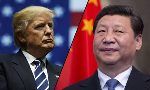 Ραγδαίες εξελίξεις: Τηλεφωνική επικοινωνία Τραμπ και Σι για τη Βόρεια Κορέα