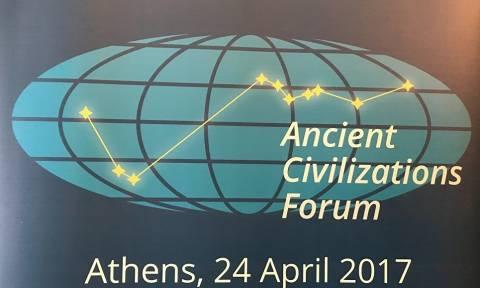 Ципрас примет участие в Форуме древних цивилизаций