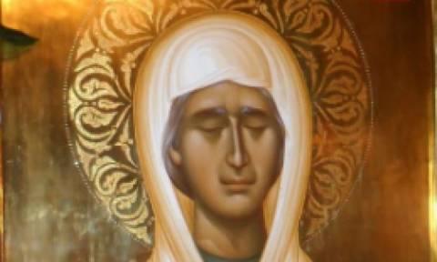 Ковчег с мощами святой Матроны Московской доставят на Кипр