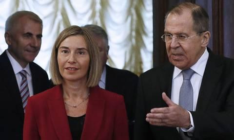 Лавров призывает ЕС сосредоточиться на реальных рисках безопасности