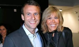 Μακρόν - Μπριζίτ: Από μαθητής - δασκάλα, ζευγάρι που ευελπιστεί να κυβερνήσει τη Γαλλία! (pics)