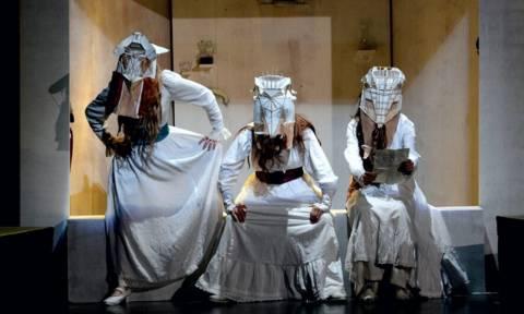 Ο Ζητιάνος, του Ανδρέα Καρκαβίτσα στο Νέο Θέατρο Κατερίνα Βασιλάκου