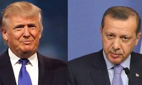 Συνάντηση Τραμπ - Ερντογάν στο Λευκό Οίκο τον Μάιο