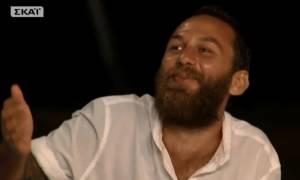 Survivor: Δεν φαντάζεστε τι έκανε στο τραπέζι της ένωσης ο μισθοφόρος και τους αηδίασε όλους (video)