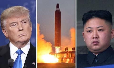 Τύμπανα πολέμου: Ο Τραμπ ενημερώνει σύσσωμη τη Γερουσία για τη Βόρεια Κορέα