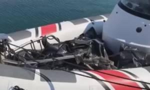 «Ξύπνησαν» εφιάλτες στο Αιγαίο - Δεκαέξι νεκροί και εννέα αγνοούμενοι σε ναυάγιο στη Μυτιλήνη
