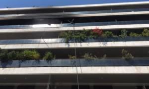 Τραγωδία στο κέντρο της Αθήνας (pics)