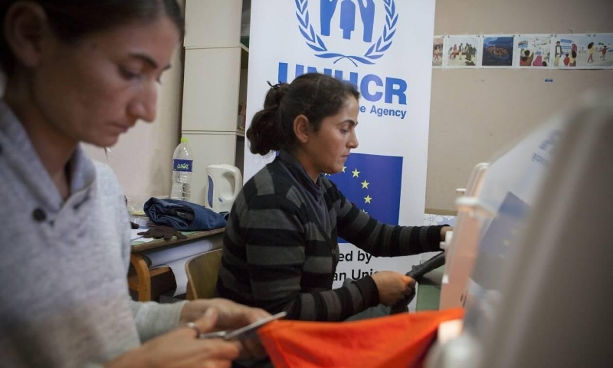 Με φαντασία και δημιουργικότητα οι πρόσφυγες βελτιώνουν την καθημερινότητά τους