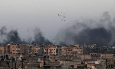 Συρία: Τουλάχιστον 70 Κούρδοι σκοτώθηκαν από τους βομβαρδισμούς της Άγκυρας