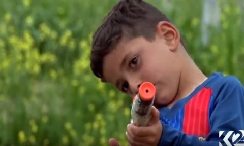 Τζιχαντιστές απήγαγαν 3χρονο επειδή το όνομά του ήταν… Μέσι!