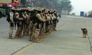 Οι στρατιώτες των Σκοπίων καταγγέλλουν ότι τα οχήματα των ενόπλων δυνάμεων είναι χωρίς φρένα