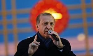 Ερντογάν: Δεν θα περιμένουμε επ' αόριστον στην πόρτα της Ευρωπαϊκής Ένωσης