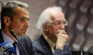 Μητσοτάκης: Εθνική καταστροφή η επιστροφή στη δραχμή