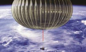 NASA: Μπαλόνι μεγέθους ολυμπιακού σταδίου θα εποπτεύει τα «σύνορα» της Γης με το διάστημα (Pics+Vid)