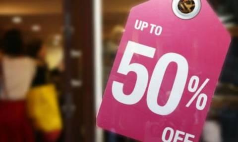 В Греции стартует сезон межсезонных распродаж