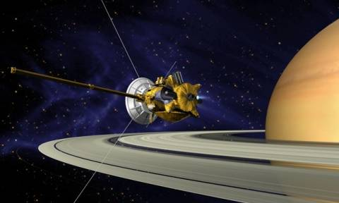 Τι είναι το Διαστημόπλοιο Cassini και γιατί το τιμά η Google!
