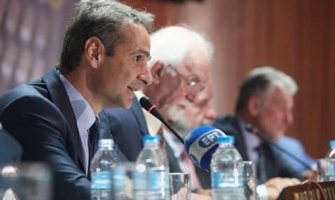 Мицотакис: «Возвращение к драхме обернется для Греции национальным бедствием»