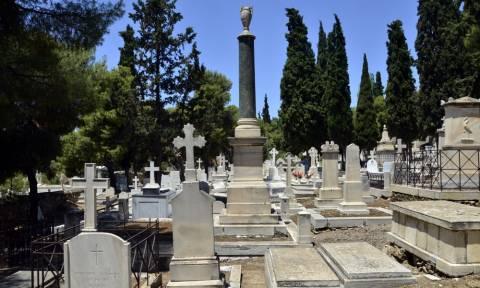 Με απόφαση Καμίνη «παρέδωσαν» και το Α' Νεκροταφείο στους Γερμανούς
