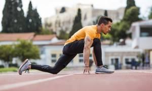 Ο Λευτέρης Πετρούνιας σού δίνει 7 λόγους για να ξεκινήσεις τρέξιμο