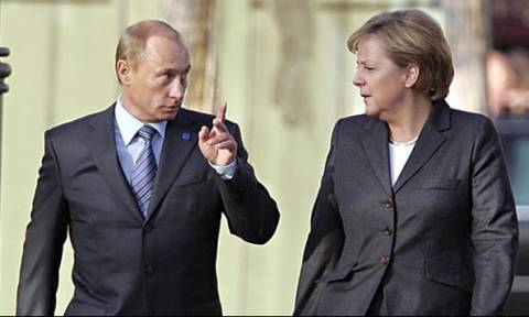 «Κλείδωσε» η συνάντηση Πούτιν – Μέρκελ το Μάιο στο Σότσι