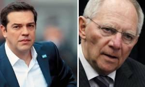Ο Σόιμπλε «άδειασε» τον Τσίπρα: Πάρτε τα μέτρα και βλέπουμε για το χρέος