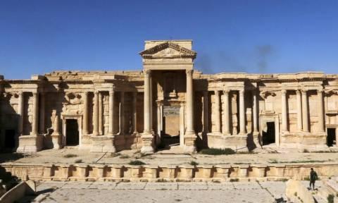 Ιρακινές δυνάμεις απελευθέρωσαν από τους τζιχαντιστές την αρχαία πόλη Χάτρα