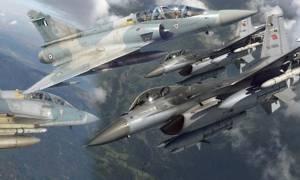 Ισορροπίες τρόμου στο Αιγαίο: Σε ετοιμότητα οι Ελληνικές Ένοπλες Δυνάμεις