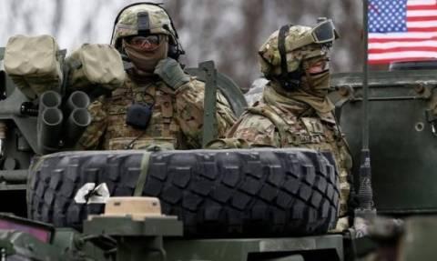 Στρατιωτικές αντιπροσωπείες ΗΠΑ και Βρετανίας στο Κάιρο