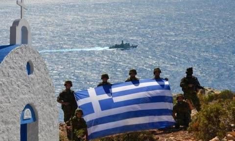 Νέα τουρκική πρόκληση για το Αγαθονήσι: Απαράδεκτο να λένε ότι είναι ελληνικό
