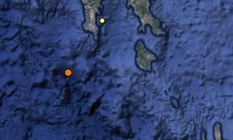 Ισχυρός σεισμός στα Κύθηρα