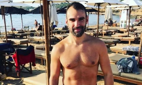 Survivor: Αγνώριστος ο Λάμπρος Χούτος - Επέστρεψε Ελλάδα! (photos)