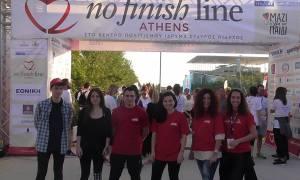 To IEK ΑΛΦΑ επίσημος Υποστηρικτής Εκπαίδευσης στο «Νο Finish Line»!