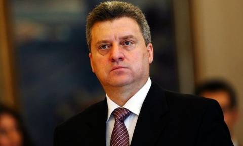 Σκόπια: Συνάντηση των πολιτικών αρχηγών ζήτησε ο πρόεδρος Ιβάνοφ