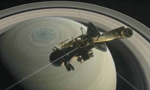 Το «Cassini» επιβίωσε και… συνεχίζει! (vid)