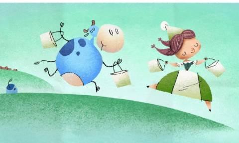 Marie Harel: Ποια είναι η «βασίλισσα» του γαλλικού τυριού που τιμά η Google