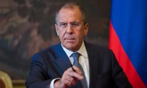 Λαβρόφ: Είμαστε έτοιμοι να συνεργαστούμε με τις ΗΠΑ ενάντια στην τρομοκρατία