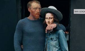 Viral: Αν αυτά τα εμβληματικά πρόσωπα από διάσημους πίνακες ζωγραφικής ζούσαν σήμερα (Pics)