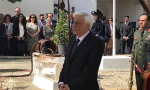 Ηχηρό μήνυμα Παυλόπουλου στην Τουρκία: Πλήρης σεβασμός της Συνθήκης της Λωζάννης