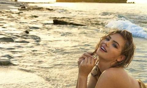 Η Kate Upton σπάσει τα κοντέρ του σέξι