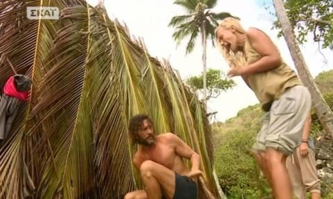 Survivor: Ο «επισκέπτης» ψόφησε και προκάλεσε αναστάτωση στους Διάσημους - Τα ουρλιαχτά της Λάουρας